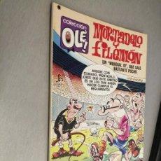 Tebeos: COLECCIÓN OLÉ Nº 149: MORTADELO Y FILEMÓN / BRUGUERA 1ª EDICIÓN 1978. Lote 211695334