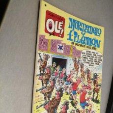 Tebeos: COLECCIÓN OLÉ Nº 151: MORTADELO Y FILEMÓN / BRUGUERA 1ª EDICIÓN 1978. Lote 211695513