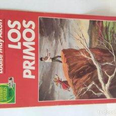 Tebeos: LOS PRIMOS (LOUISE MAY ALCOTT) JOYAS LITERARIAS JUVENILES Nº 168 BRUGUERA 1981. Lote 211701829