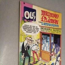Tebeos: COLECCIÓN OLÉ Nº 164: MORTADELO Y FILEMÓN / BRUGUERA 1ª EDICIÓN 1978. Lote 211703946
