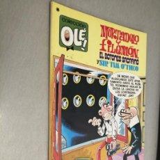 Tebeos: COLECCIÓN OLÉ Nº 167: MORTADELO Y FILEMÓN / BRUGUERA 1ª EDICIÓN 1978. Lote 211704075