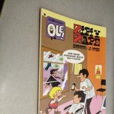 Tebeos: COLECCIÓN OLÉ Nº 169: ZIPI Y ZAPE / BRUGUERA 1ª EDICIÓN 1978. Lote 211704215