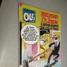 Tebeos: COLECCIÓN OLÉ Nº 186: MORTADELO Y FILEMÓN / BRUGUERA 3ª EDICIÓN 1985. Lote 211704611