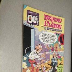 Tebeos: COLECCIÓN OLÉ Nº 202: MORTADELO Y FILEMÓN / BRUGUERA 3ª EDICIÓN 1985. Lote 211705193