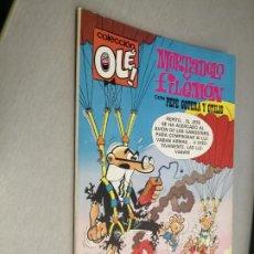Tebeos: COLECCIÓN OLÉ Nº 225: MORTADELO Y FILEMÓN / BRUGUERA 1ª EDICIÓN 1981. Lote 211705274