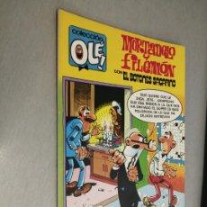Tebeos: COLECCIÓN OLÉ Nº 226: MORTADELO Y FILEMÓN / BRUGUERA 1ª EDICIÓN 1981. Lote 211705313