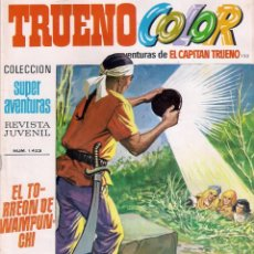 Tebeos: TRUENO COLOR 1ª ÉPOCA Nº 150 EL TORREÓN DE WAN PUN CHI. .. Lote 211763778