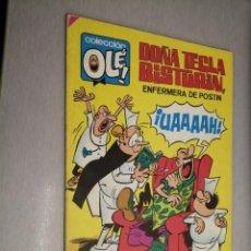 Tebeos: COLECCIÓN OLÉ Nº 17: DOÑA TECLA BISTURÍN / BRUGUERA 5ª EDICIÓN 1985. Lote 211816360