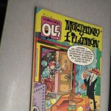 Tebeos: COLECCIÓN OLÉ Nº 217: MORTADELO Y FILEMÓN / BRUGUERA 2ª EDICIÓN 1986. Lote 211820017