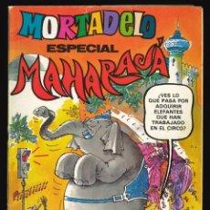 Tebeos: MORTADELO ESPECIAL - BRUGUERA / NÚMERO 116 (ESPECIAL MAHARAJÁ). Lote 211828635