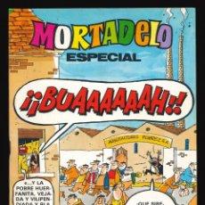 Tebeos: MORTADELO ESPECIAL - BRUGUERA / NÚMERO 105 (ESPECIAL BUAAAAAAH). Lote 211836462