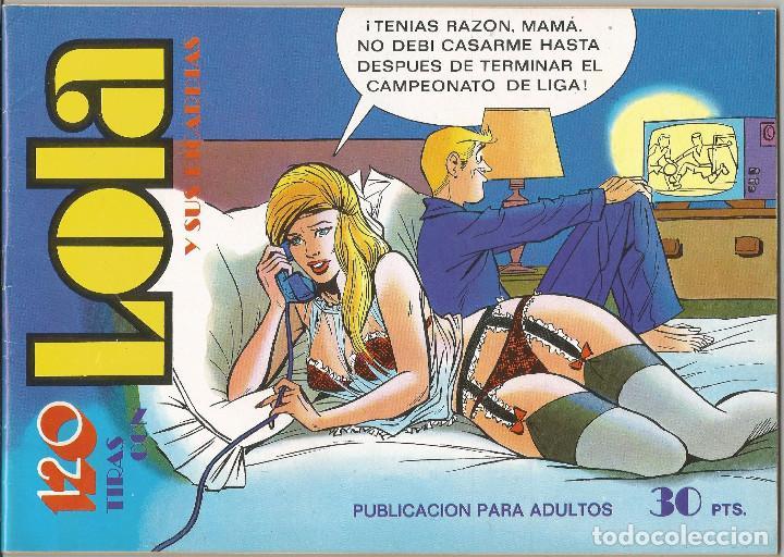 LOLA EDITORIAL BRUGUERA Nº 22 (Tebeos y Comics - Bruguera - Otros)
