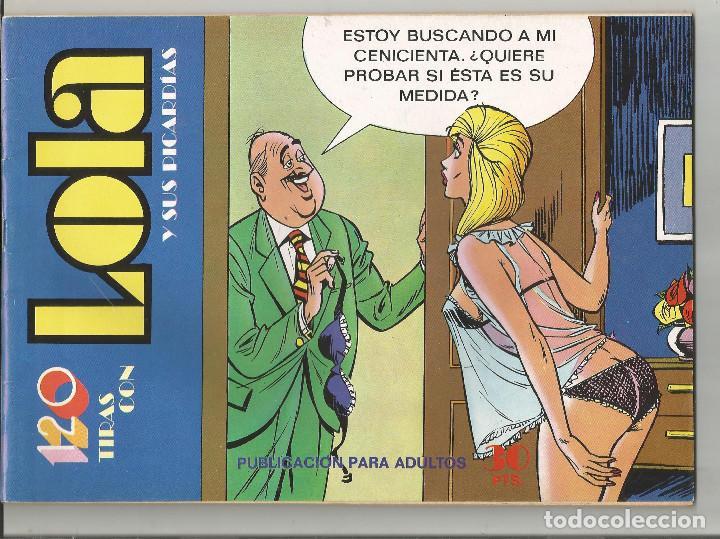 LOLA EDITORIAL BRUGUERA Nº 24 (Tebeos y Comics - Bruguera - Otros)