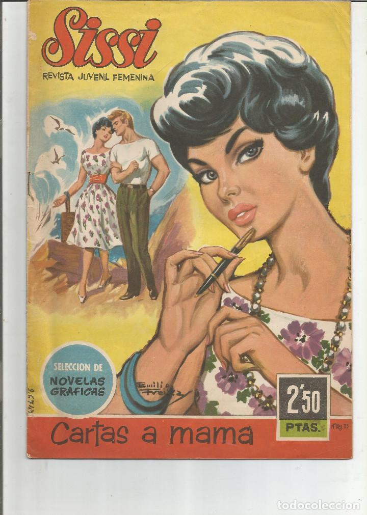 SISSI SELECCIÓN DE NOVELAS GRÁFICAS Nº 146 EDITORIAL BRUGUERA (Tebeos y Comics - Bruguera - Otros)