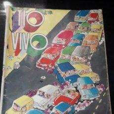 Tebeos: COMIC BRUGUERA TIO VIVO EXTRA PRIMAVERA DE 1975. Lote 211853586