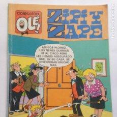 Tebeos: ZIPI Y ZAPE 1989. Lote 211931831
