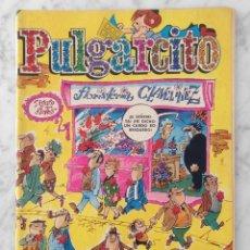 Tebeos: PULGARCITO - EXTRA DE PRIMAVERA - ED. BRUGUERA - 1976 (CON EL SHERIFF KING). Lote 211959885