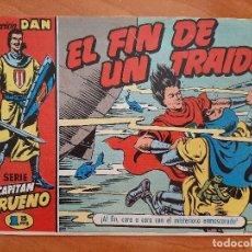 Tebeos: CAPITÁN TRUENO - EL FIN DE UN TRAIDOR Nº 4. Lote 211996296