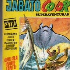 Tebeos: JABATO COLOR SUPERAVENTURAS Nº 23-2ª EPOCA. Lote 212029172