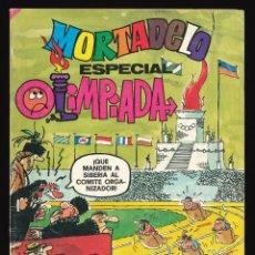Tebeos: MORTADELO ESPECIAL - BRUGUERA / NÚMERO 90 (ESPECIAL OLIMPIADA). Lote 212034750