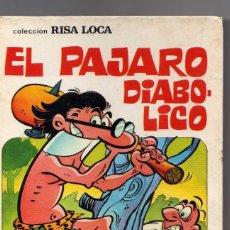 Tebeos: MORTADELO Y FILEMON COLECCION RISA LOCA Nº 6. Lote 212127310