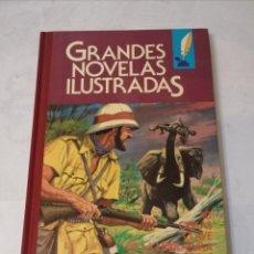Tebeos: GRANDES NOVELAS ILUSTRADAS Nº2 .EDITORIAL BRUGUERA.. Lote 212224840