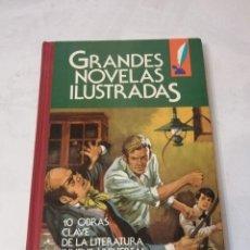 Tebeos: GRANDES NOVELAS ILUSTRADAS Nº3 .EDITORIAL BRUGUERA.. Lote 212224968
