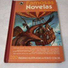 Tebeos: FAMOSAS NOVELAS VOLUMEN V ..EDITORIAL BRUGUERA.. Lote 212225422