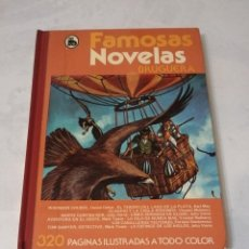 Tebeos: FAMOSAS NOVELAS VOLUMEN V .EDITORIAL BRUGUERA.. Lote 212225516