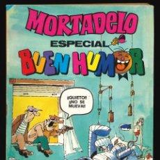 Tebeos: MORTADELO ESPECIAL - BRUGUERA / NÚMERO 67 (ESPECIAL BUEN HUMOR). Lote 212364051
