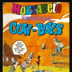 Tebeos: MORTADELO ESPECIAL - BRUGUERA / NÚMERO 65 (ESPECIAL COW-BOYS). Lote 212369677