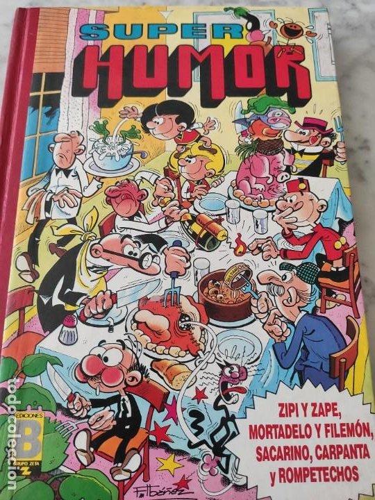 SÚPER HUMOR-PRIMERA EDICION-1988 (Tebeos y Comics - Bruguera - Super Humor)