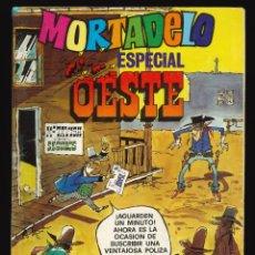 Tebeos: MORTADELO ESPECIAL - BRUGUERA / NÚMERO 62 (ESPECIAL OESTE). Lote 212371001
