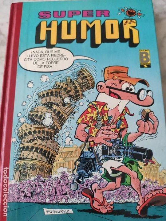 SÚPER HUMOR - PRIMERA EDICIÓN 1989 (Tebeos y Comics - Bruguera - Super Humor)