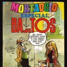 Tebeos: MORTADELO ESPECIAL - BRUGUERA / NÚMERO 57 (ESPECIAL BAJITOS). Lote 212407482