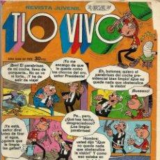 Tebeos: TIO VIVO EPOCA 2ª Nº 999 - BRUGUERA 1980. Lote 212463605