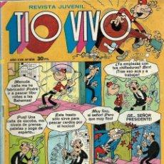 Tebeos: TIO VIVO EPOCA 2ª Nº 1014 - BRUGUERA 1980 - ULTIMOS NUMEROS. Lote 212463706
