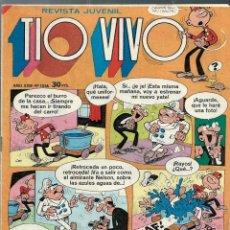Tebeos: TIO VIVO EPOCA 2ª Nº 1016 - BRUGUERA 1980 - ULTIMOS NUMEROS. Lote 212463792
