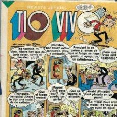 Tebeos: TIO VIVO EPOCA 2ª Nº 1029 - BRUGUERA 1980 - ULTIMOS NUMEROS. Lote 212463913