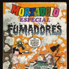Tebeos: MORTADELO ESPECIAL - BRUGUERA / NÚMERO 53 (ESPECIAL FUMADORES). Lote 212510371