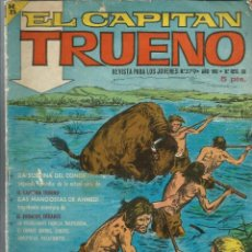 Tebeos: EL CAPITAN TRUENO EXTRA Nº 379 - BRUGUERA 1967. Lote 212530382