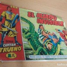 """Tebeos: COMIC DE LA SERIE """" CAPITAN TRUENO"""" N°8 1986. Lote 212642087"""