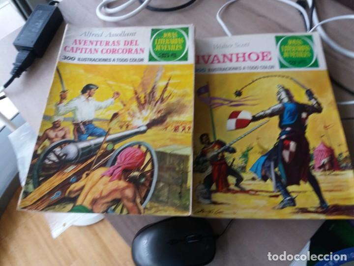 16 JOYAS LITERARIAS EDITORIAL BRUGUERA 6.80,105,145,146,148,149,153,154,155,164,167,169,171,174,226 (Tebeos y Comics - Bruguera - Joyas Literarias)