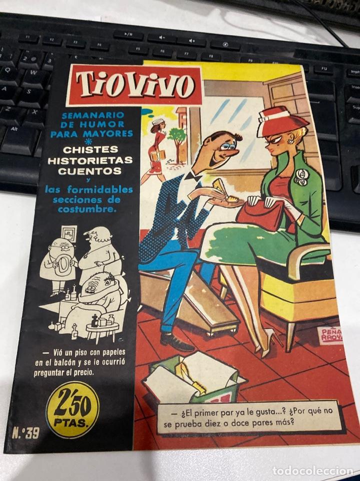 TIOVIVO (Tebeos y Comics - Bruguera - Tio Vivo)
