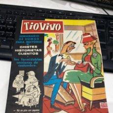 Tebeos: TIOVIVO. Lote 212646147