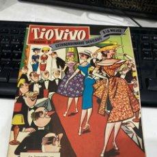 Livros de Banda Desenhada: TIOVIVO. Lote 212646245