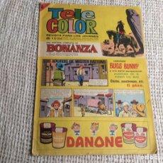 Giornalini: TELE COLOR Nº 224 - ED. BRUGUERA AÑOS 60. Lote 212785125