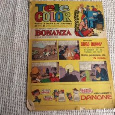 Giornalini: TELE COLOR Nº 164 - ED. BRUGUERA AÑOS 60. Lote 212785287