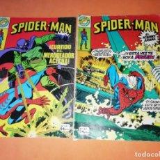 Tebeos: SPIDER-MAN. COMICS BRUGUERA. Nº 60 Y 64.. Lote 212798013