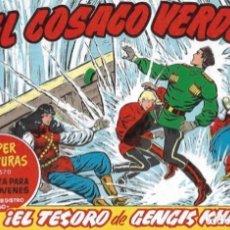 Livros de Banda Desenhada: EL COSACO VERDE Nº 97. FACSÍMIL. PEDIDO MÍNIMO EN CÓMICS: 5 TÍTULOS. Lote 212939618